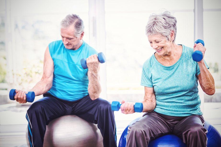 benefits of exercise for seniors trail ridge senior living
